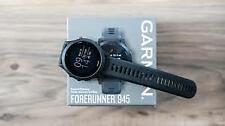 Garmin Forerunner945 GPS Wrist Based Heart Rate Sport Smart Watch - Black