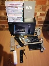 Nintendo wii console bundle with 15 games