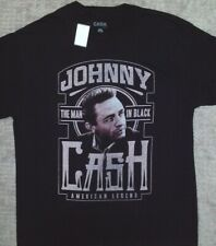 Johnny Cash T Shirt_ Size Large_ New with tags_ Official Licensed Product