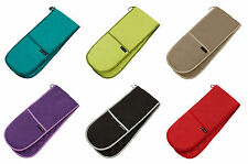 Double Oven Gloves From Plain And Simple   Great Vibrant Colours For The Kitchen