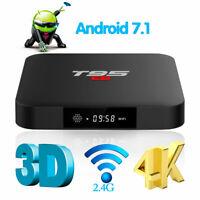 T95 S1 Smart TV Box 2GB 16GB Amlogic S905W TV Box Android 7.1 Quadcore 3D/4K/HDR