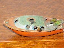 Vintage Pon Pon Japan Tin Litho Putt Putt Pop Pop Steam Powered No. D Boat Toy