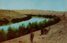 76 Union Oil Company Gasoline All American Canal CA Scenes of West Postcard B42