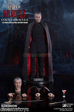 Christopher Lee Count Dracula il Vampiro Sixth Scale Figure Star Ace Sideshow