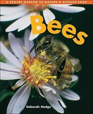 Bees (Denver Museum Insect Books)-ExLibrary