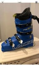 2016 Lange RS 130 Ski Boots Size 28.5 Racing (like Tecnica) SIZE 11/10.5(Not new
