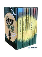 The Great Horror and Fantasy Collection 9 Book Box Set