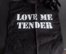 Elvis' Lome Me Tender cloth bag