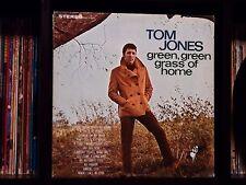 Tom Jones ♫ Green, Green Grass of Home ♫ Rare 1967 Parrot Records Original LP
