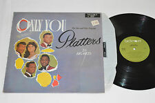 THE PLATTERS Only You LP 1973 Birchmount Records Canada Vinyl BM-655 VG+/VG+