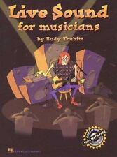 Live Sound for Musicians