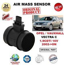 Para Opel Vauxhall Vectra C 1.9 CDTI 16 V 2002 - > sensor de masa de aire 4 Pin Con Carcasa