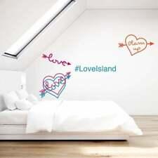 Wall Chimp Love Island Sticker Pack