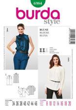 Burda Cut new Sewing Patterns
