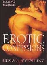 Erotic Confessions By Iris Finz, Steven Finz