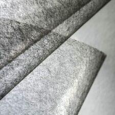 Voile CARBONE pur non-tissé 10g/m2 . Stratification résines polyester & époxy.