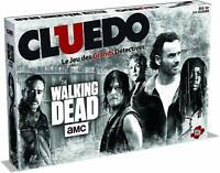 Cluedo The Walking Dead Jeu De société Version Française Cadeau Ado Adultes Neuf