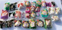 Mixed lot of 30 Disney McDonalds Happy Meal Toys - Tarzan, Goofy, Tarzan...