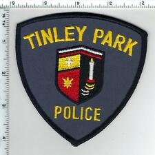 Tinley Park Police (Illinois) Shoulder Patch from the 1980's