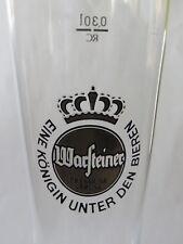 Bicchiere Della Birra 0.3L Warsteiner Premium Bier - Brewery - Germania