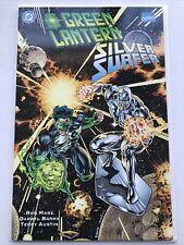 Green Lantern Silver Surfer Unholy Alliance, DC Marvel 1995, Crossover