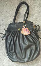 Nica Slouch Satchel Style Handbag VGC