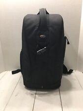 Lowepro Flipside 300 Water Resistant Backpack, for DSLR Kit, DJI Mavic, Black