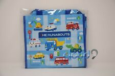 The Runabouts Blue Zipper Hand Bag for Children