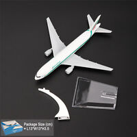 1:400 16cm B777 Alitalia Airline Diecast Toy Models Aircraft Aeroplane Plane