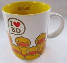 SEMK B.DUCK MUG YELLOW DUCK LOVE BD MUG Ceramic CUP AA5956814 NEW IN BOX