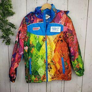 BOSCO Sweatshirt Zip Jacket Paralympic Games Sochi 2014  Small