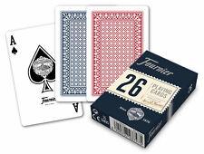 Fournier 26 (2 standard Eckzeichen)  Bridge Playing cards