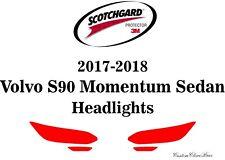 3M Scotchgard Paint Protection Film Clear 2017 2018 Volvo S90 Momentum Sedan