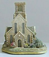 Lilliput Lane LOWTHER CHURCH ~ Boxed & Deeds ~ L2997 Unsigned ~ Visitor Special