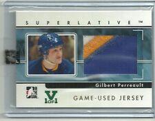 ITG Superlative Vault Gilbert Perreault 3 Color Jersey Patch Card 1 of 1