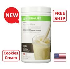New listing Herbalife Formula 1 Nutritional Shake Mix Cookies and Cream 750g FREE SHIP FAST