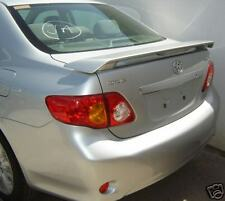2009-2013 Toyota Corolla Painted Factory Style Rear Spoiler Wing Brand New