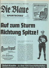 BL 83/84 FC Bayern München - SV Werder Bremen (Blaue)
