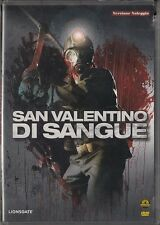 San Valentino di sangue (2009) DVD - EX NOLEGGIO