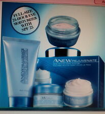 Avon Anew Rejuvenate 2-Weeks Kit With Full Size Eye Cream ,unisex Nib