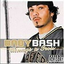 Menage a Trois Baby Bash MUSIC CD