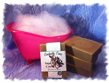 Handmade/Homemade Goat Milk Soap _ Sage & Citrus _ Made in Montana