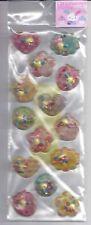 Sanrio Usahana Stickers Puffy Shaker #750