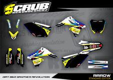 Suzuki graphics RMz 250 2010 2011 2012 2013 2014 2015 2016 2017 2018 '08-'17