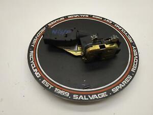 MItsubishi Space Star 1999 NSF Passenger Side Front Door Lock