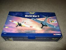 Corgi Aviation Archive World War II Guadalcanal Two Piece Set 1:72 MIB 2002