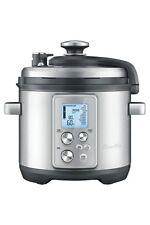 NEW Breville BPR700BSS The Fast Slow Pro Multicooker