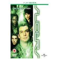 Sliders Season 4 TV Series DVD Region 4 Series 4 BRAND NEW DVD IN STOCK NOW