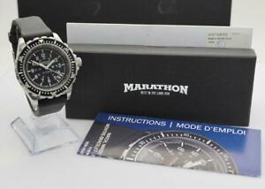 Marathon GSAR Divers Automatic 41mm US Government WW194006, Box & Manual