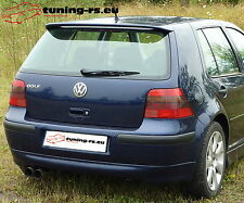 "VW GOLF IV poppa approccio labbro POSTERIORE GOLF 4 ""Jubi 25"" tuning-rs. EU"